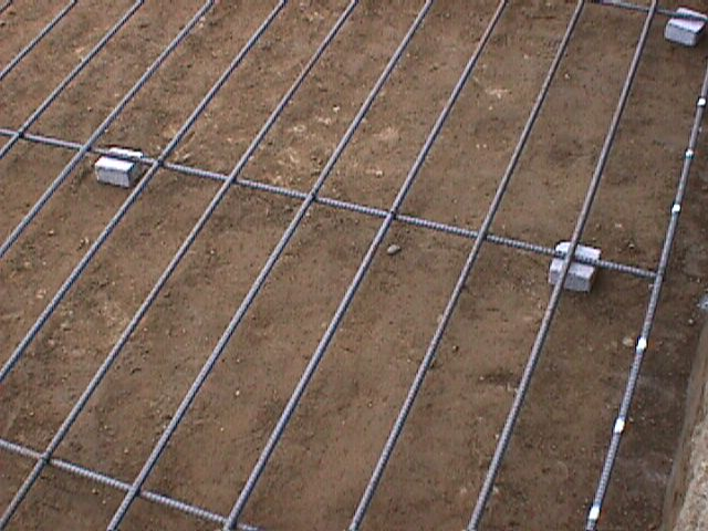 Rebar Placement